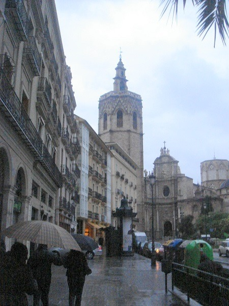 カテドラルとミゲレテの塔