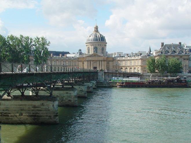 ポンデザールとフランス学士院2