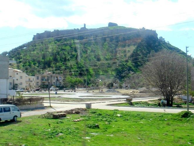 セルチュク城
