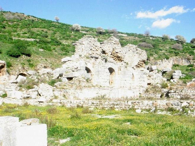 ヴァリウスの浴場跡
