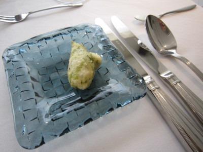 岩のりのパン