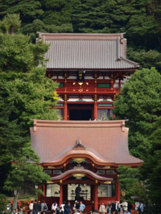 27鶴岡八幡宮