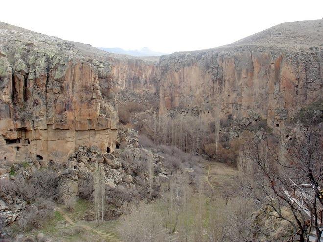 ウフララ渓谷1