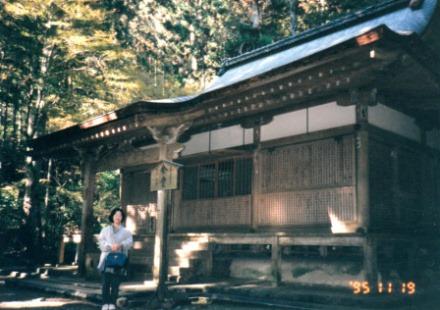62こ高山寺-金堂