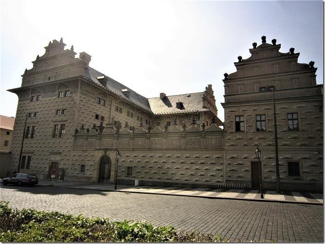 シュヴァルツェンベルク宮殿
