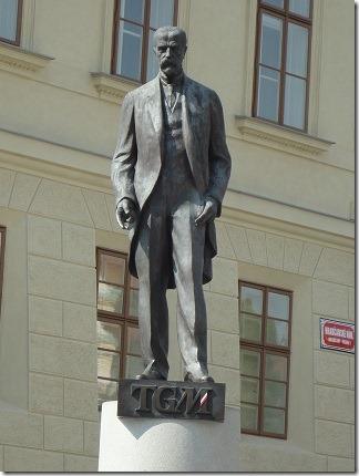 マサリク像