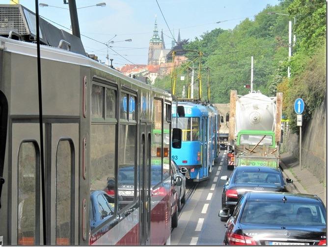 03プラハ城への道2