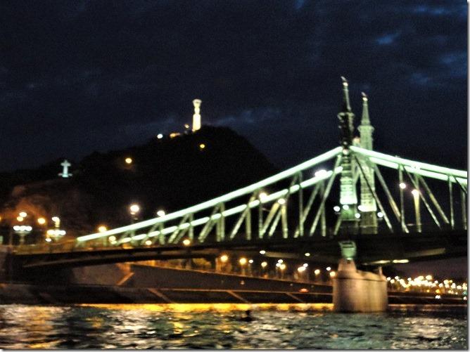 16自由橋とツィタデラ