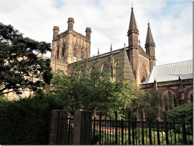 チェスター大聖堂2