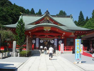 タクジローの神社仏閣めぐりとご朱印